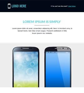Mobile Template 001