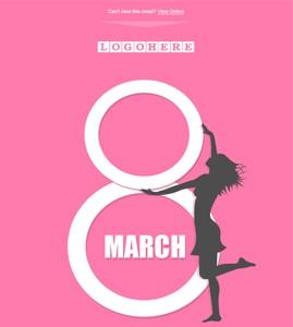Women's Day Template 001-thumbnail