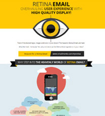 Email Design Best Practices Infographic