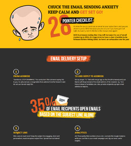 Email Delivery Infographic & Checklist